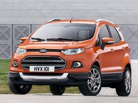Ver foto 5 de Ford EcoSport 2012