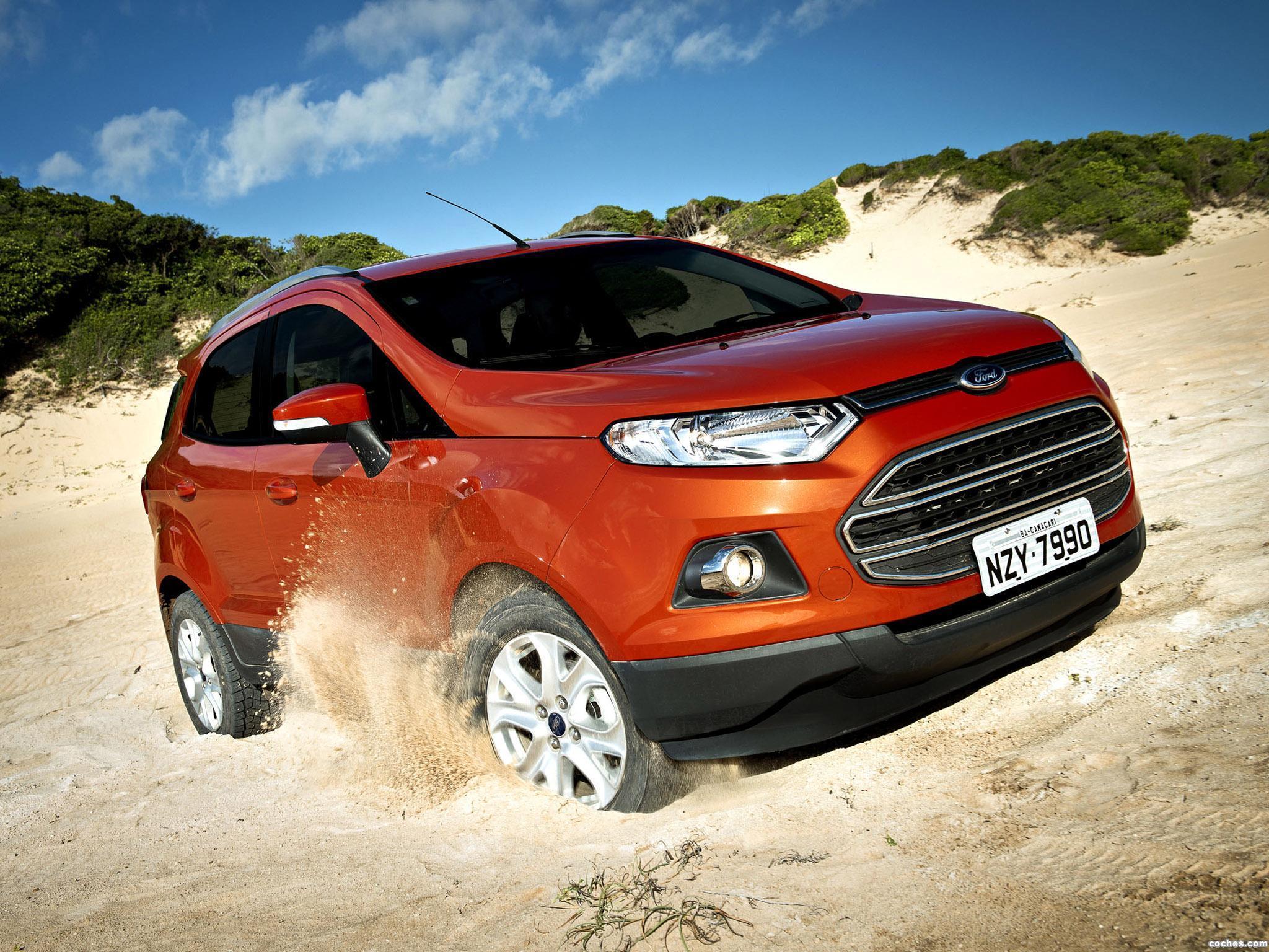 Foto 0 de Ford EcoSport 2013