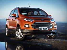 Ver foto 10 de Ford EcoSport 2013