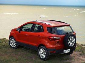 Ver foto 8 de Ford EcoSport 2013