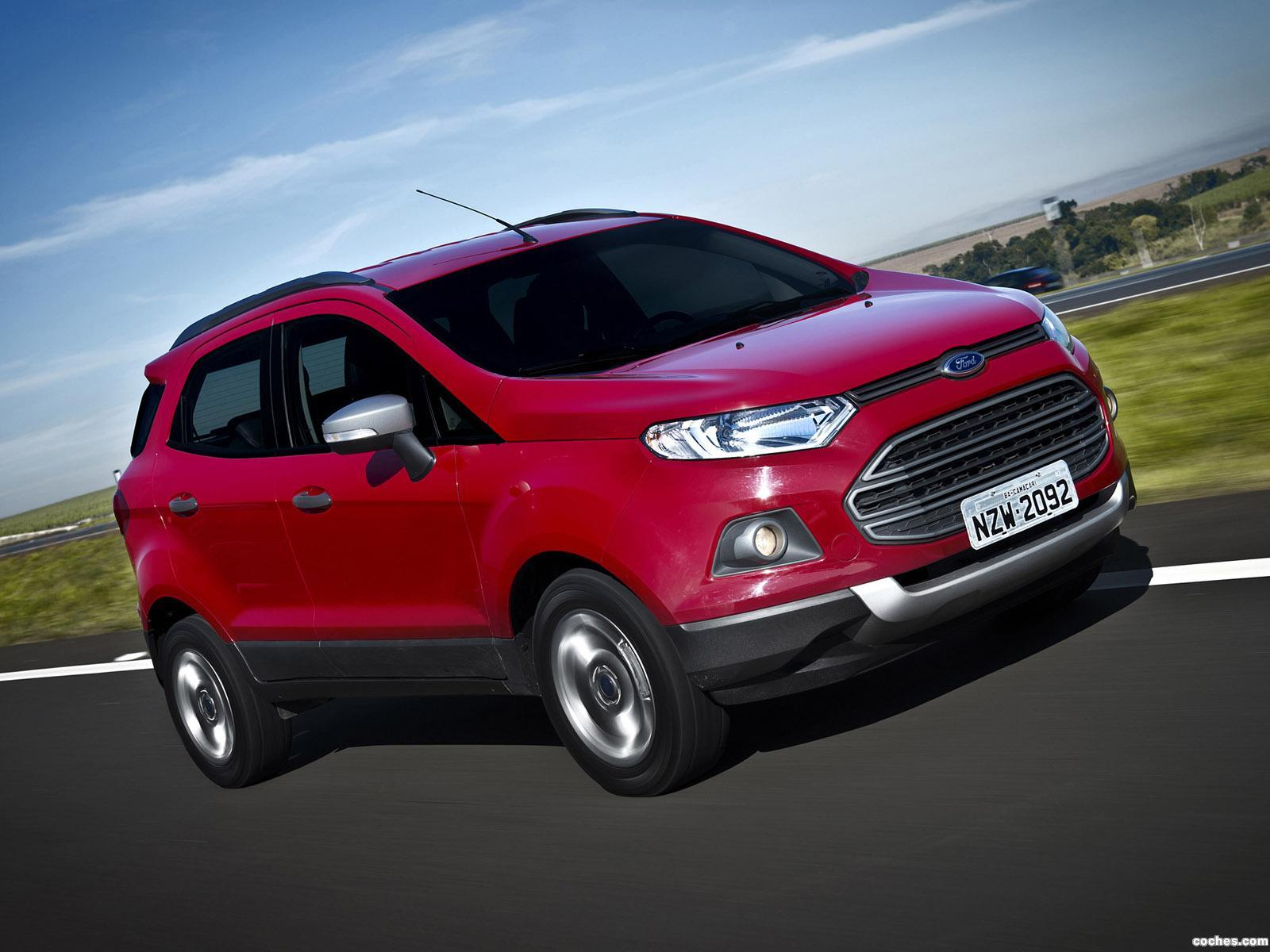 Foto 9 de Ford EcoSport Freestyle 2013