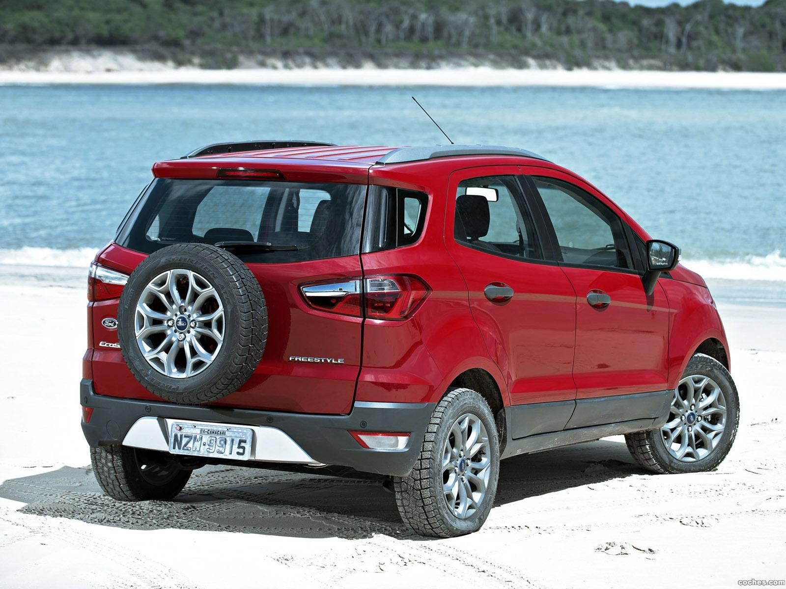 Foto 4 de Ford EcoSport Freestyle 2013