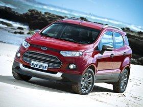 Ver foto 3 de Ford EcoSport Freestyle 2013