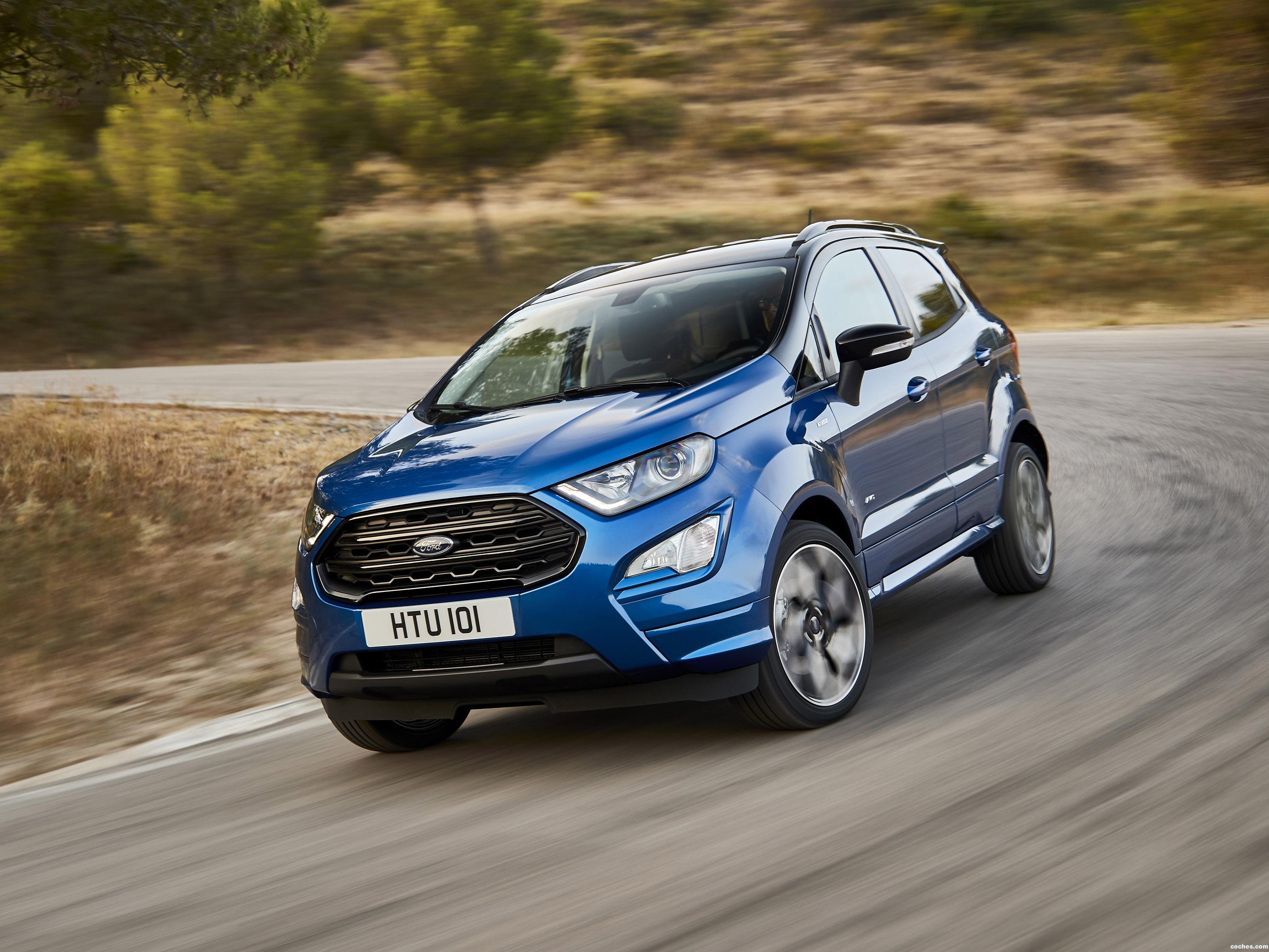 Foto 0 de Ford EcoSport ST-Line 2018