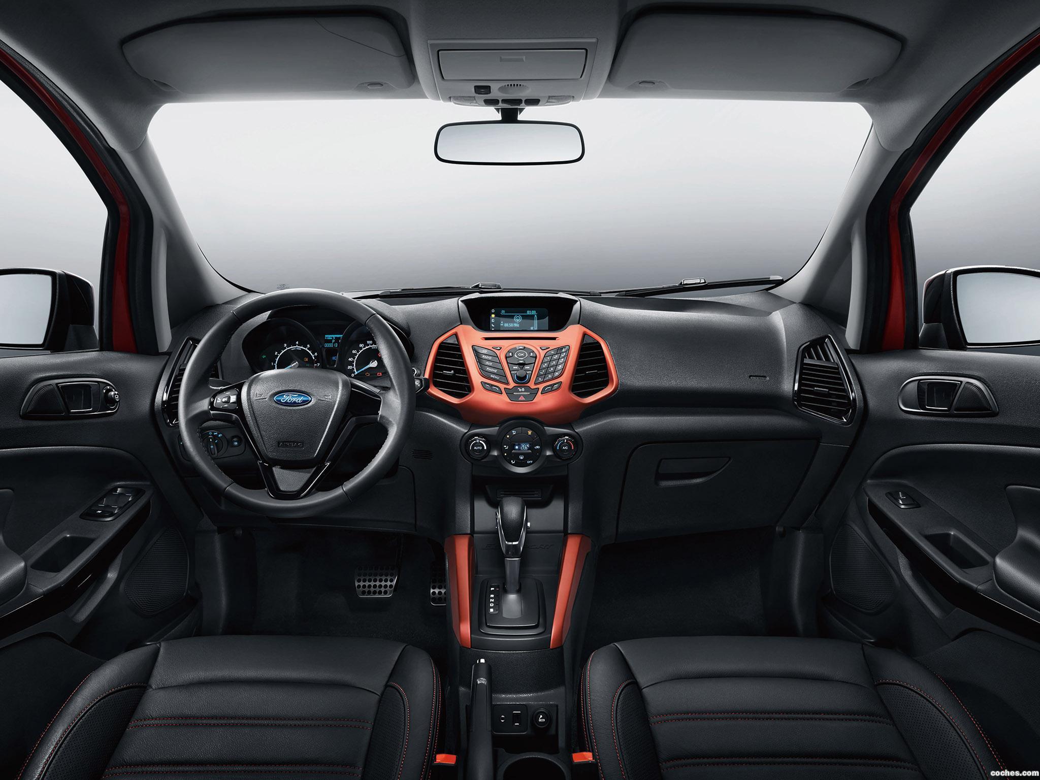 Foto 5 de Ford EcoSport SVP 2016