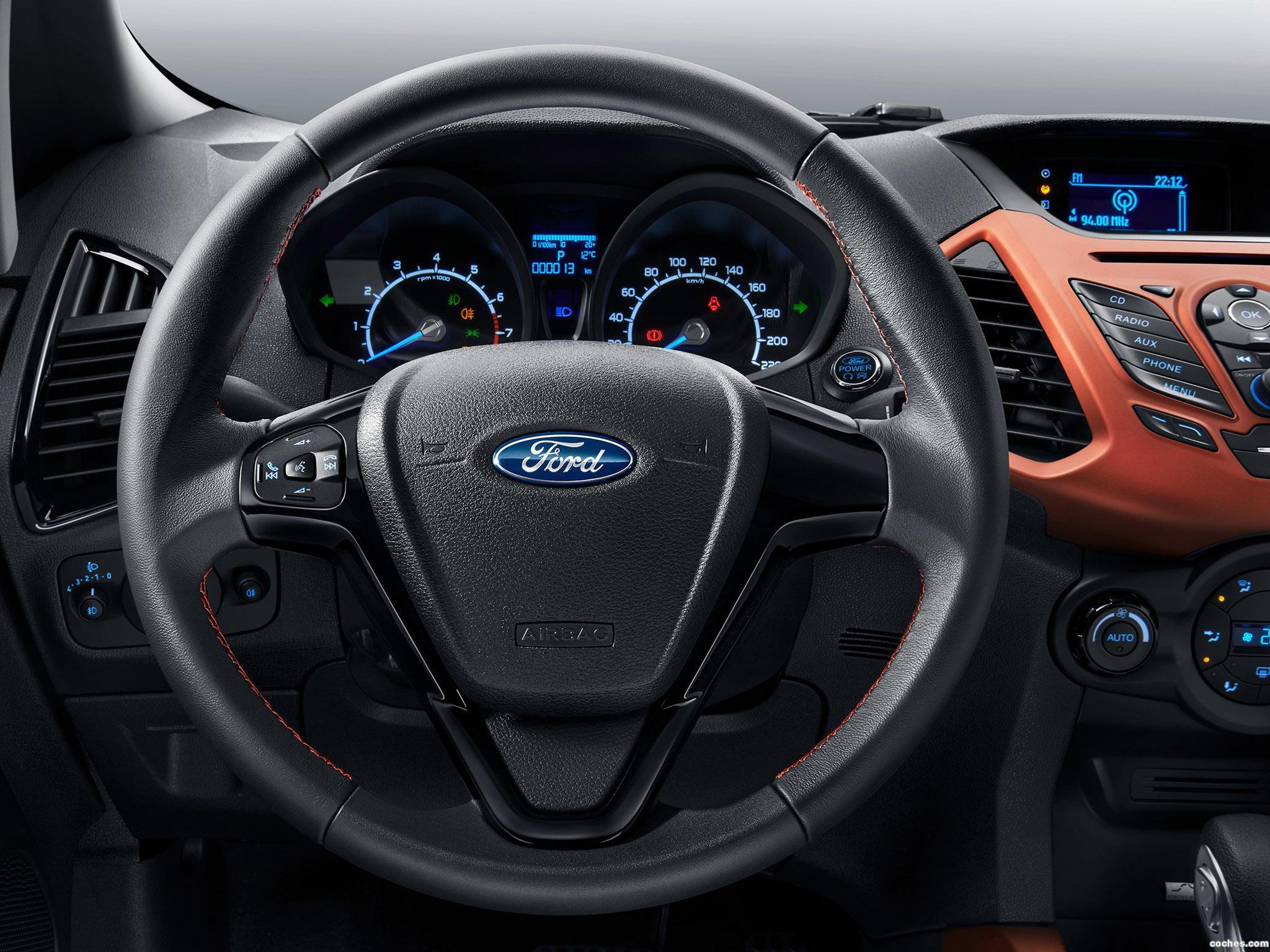Foto 4 de Ford EcoSport SVP 2016