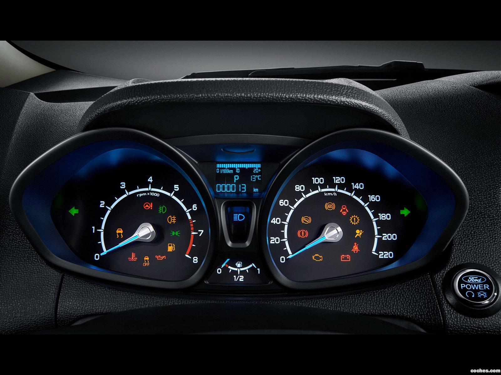 Foto 3 de Ford EcoSport SVP 2016