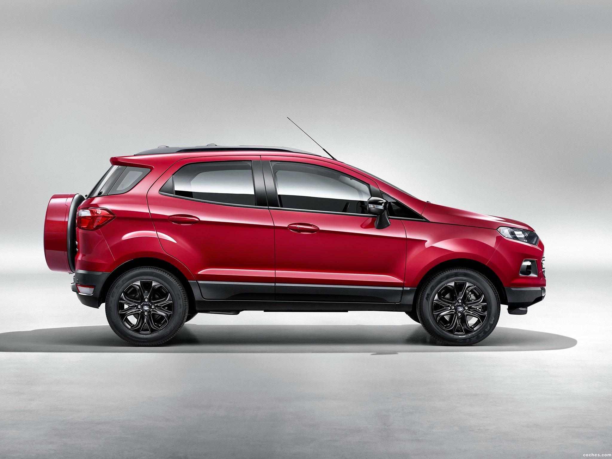 Foto 2 de Ford EcoSport SVP 2016