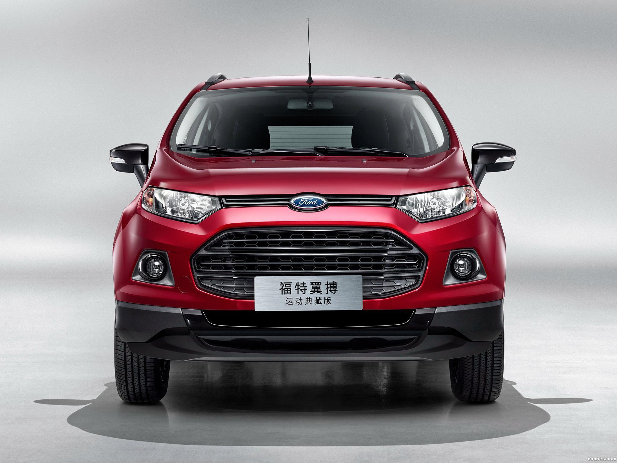 Foto 1 de Ford EcoSport SVP 2016