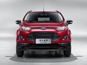 Ver foto 2 de Ford EcoSport SVP 2016