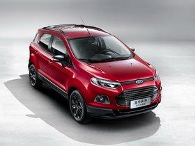 Ver foto 1 de Ford EcoSport SVP 2016