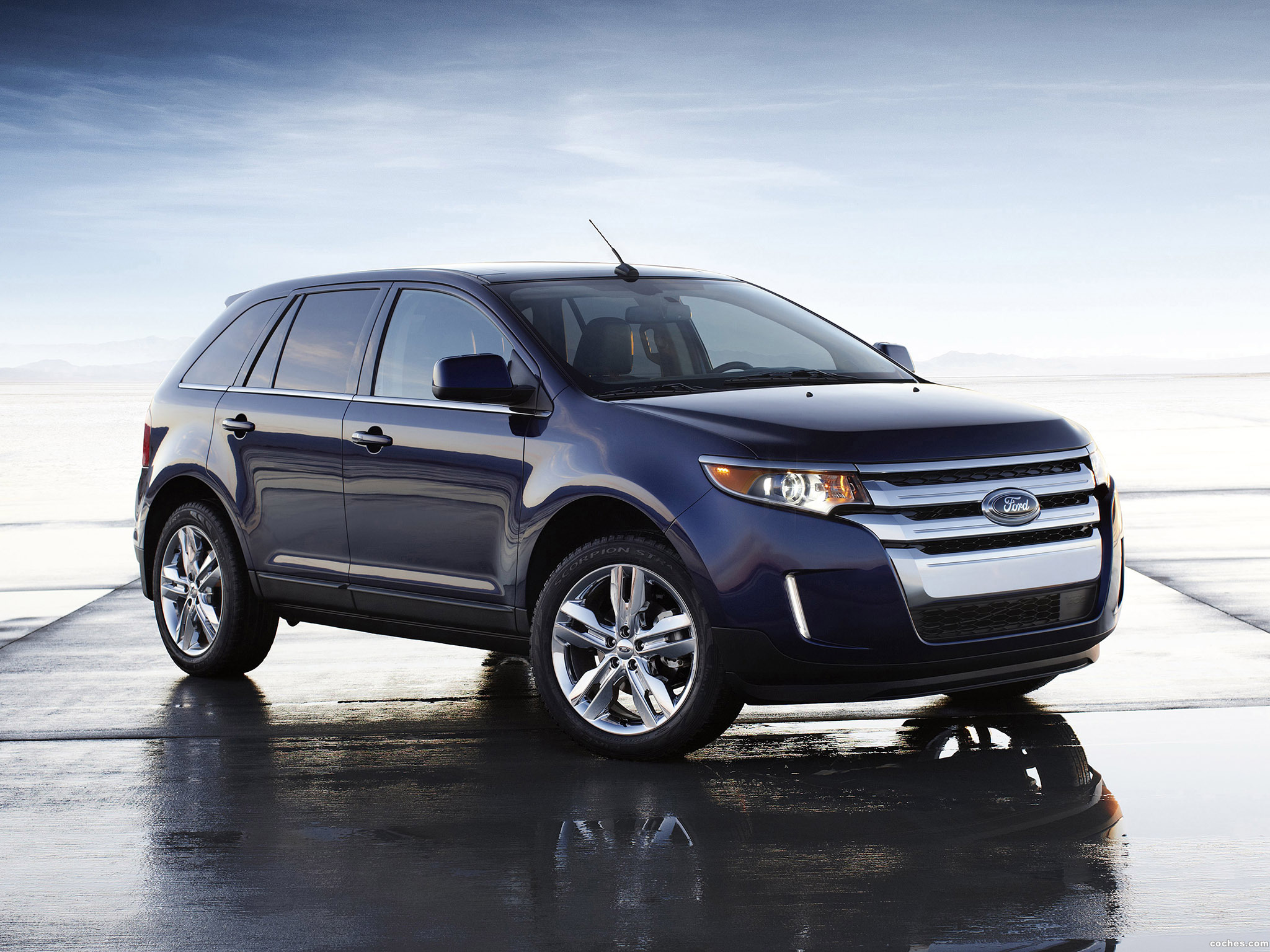 Foto 0 de Ford Edge Limited 2010