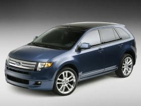Fotos de Ford Edge Sport 2008