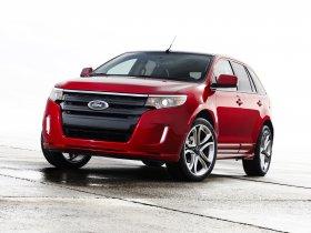 Ver foto 6 de Ford Edge Sport 2010