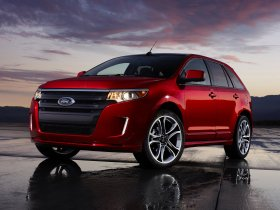 Fotos de Ford Edge Sport 2010