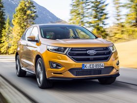Fotos de Ford Edge Sport 2016
