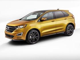 Ver foto 7 de Ford Edge Sport 2014