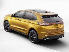 Ver foto 5 de Ford Edge Sport 2014