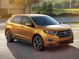 Ver foto 4 de Ford Edge Sport 2014