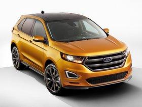 Ver foto 3 de Ford Edge Sport 2014