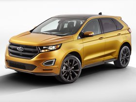 Fotos de Ford Edge Sport 2014
