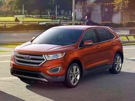 Ver foto 7 de Ford Edge Titanium 2014
