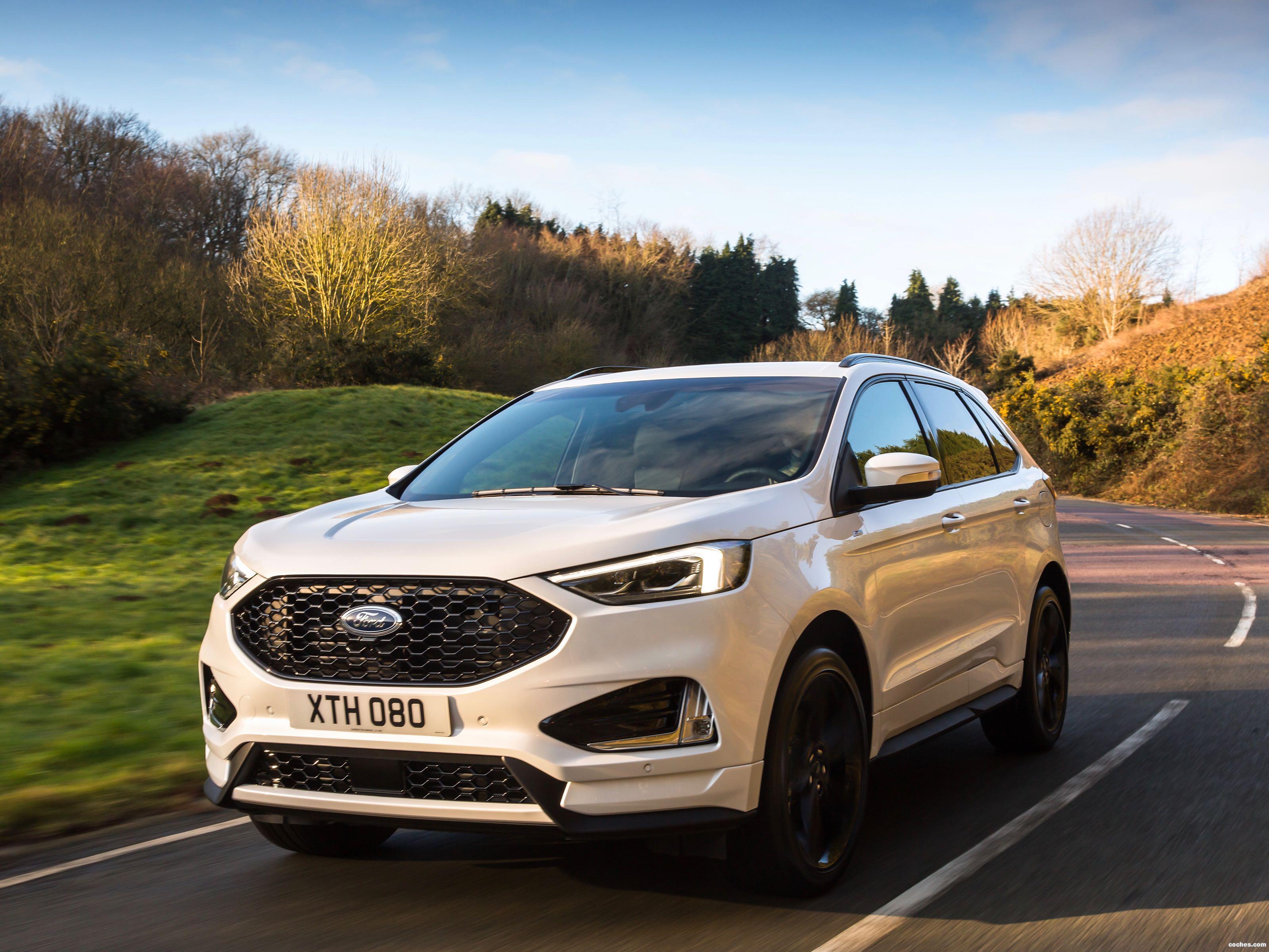 Foto 1 de Ford Edge Ecoblue 2018