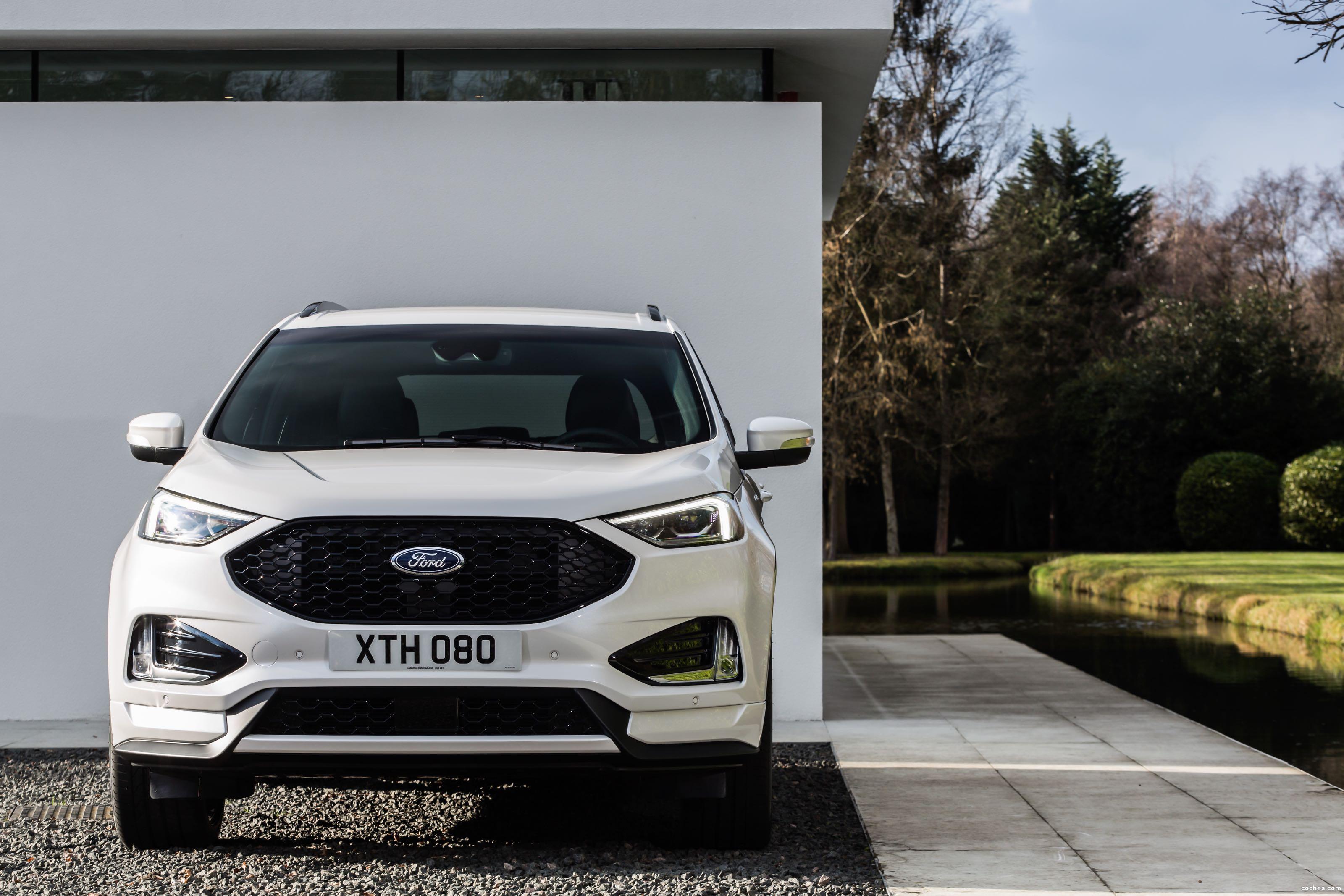 Foto 12 de Ford Edge Ecoblue 2018