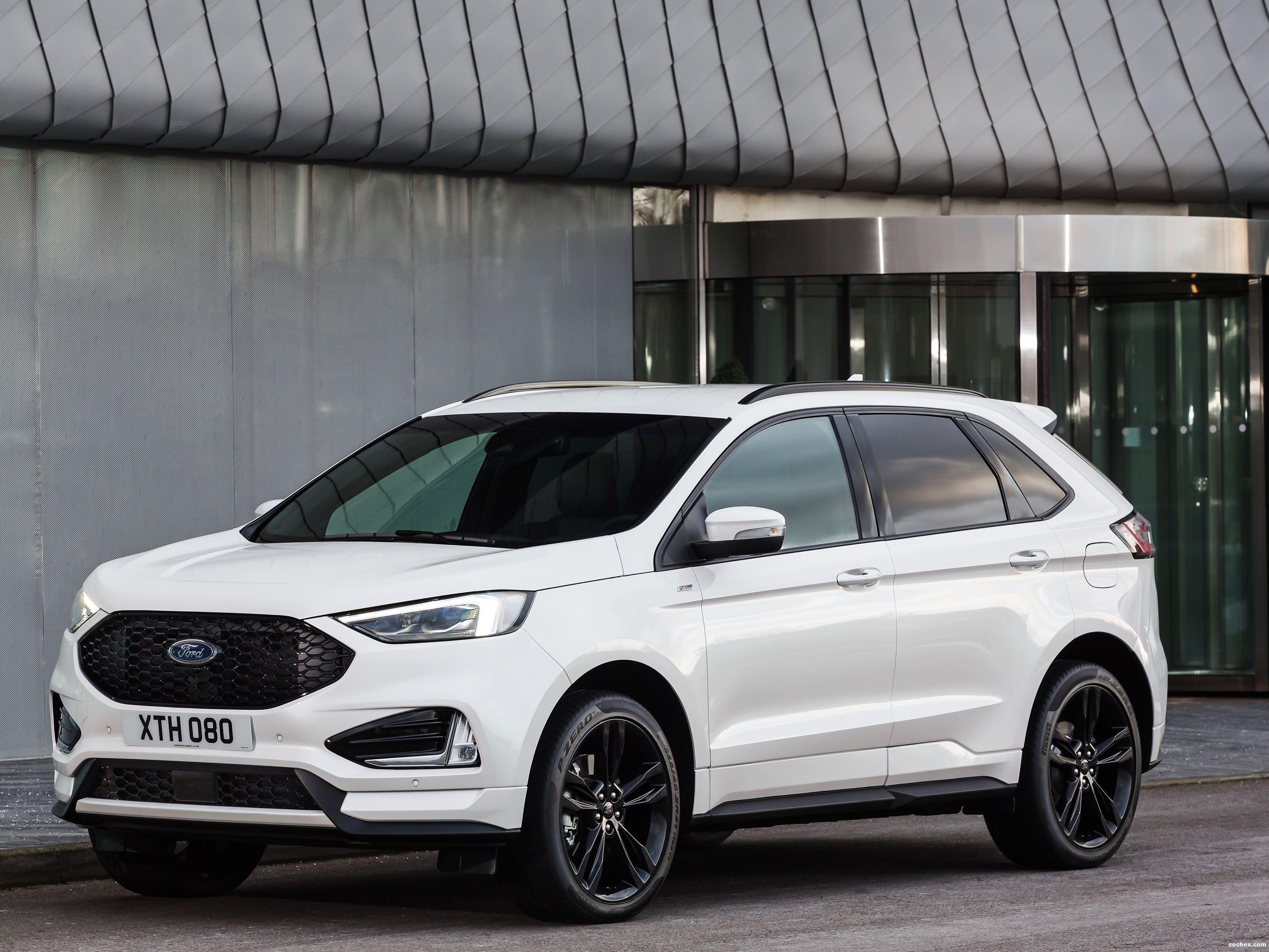 Foto 4 de Ford Edge Ecoblue 2018