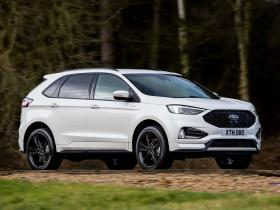 Fotos de Ford Edge Ecoblue 2018
