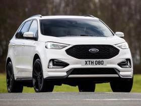 Ver foto 8 de Ford Edge Ecoblue 2018