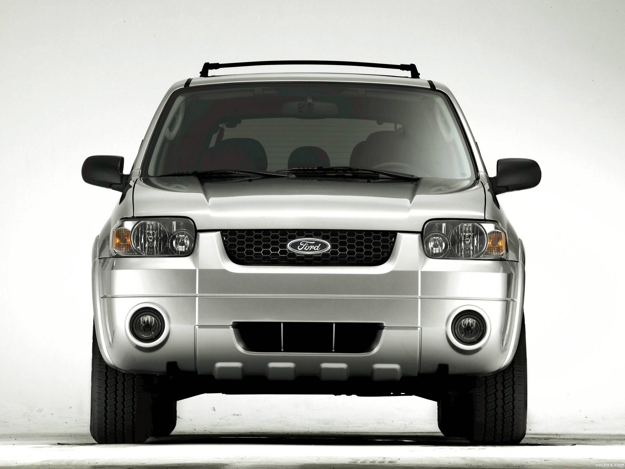 Foto 2 de Ford Escape 2005