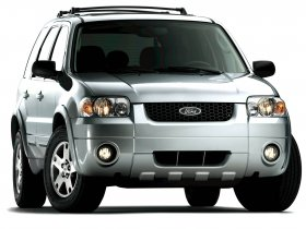 Fotos de Ford Escape 2005