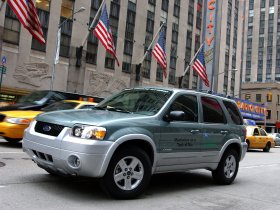 Ver foto 11 de Ford Escape Hybrid 2005