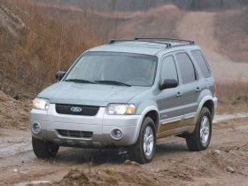 Ver foto 7 de Ford Escape Hybrid 2005