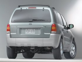 Ver foto 5 de Ford Escape Hybrid 2005