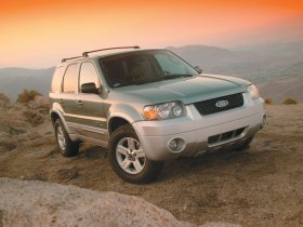 Ver foto 4 de Ford Escape Hybrid 2005