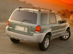 Ver foto 3 de Ford Escape Hybrid 2005