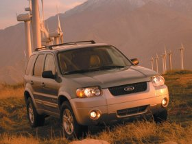 Ver foto 2 de Ford Escape Hybrid 2005