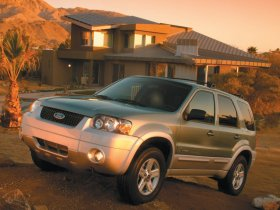 Fotos de Ford Escape Hybrid 2005