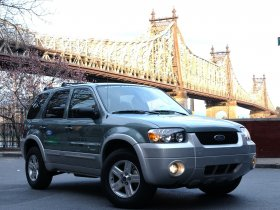 Ver foto 15 de Ford Escape Hybrid 2005