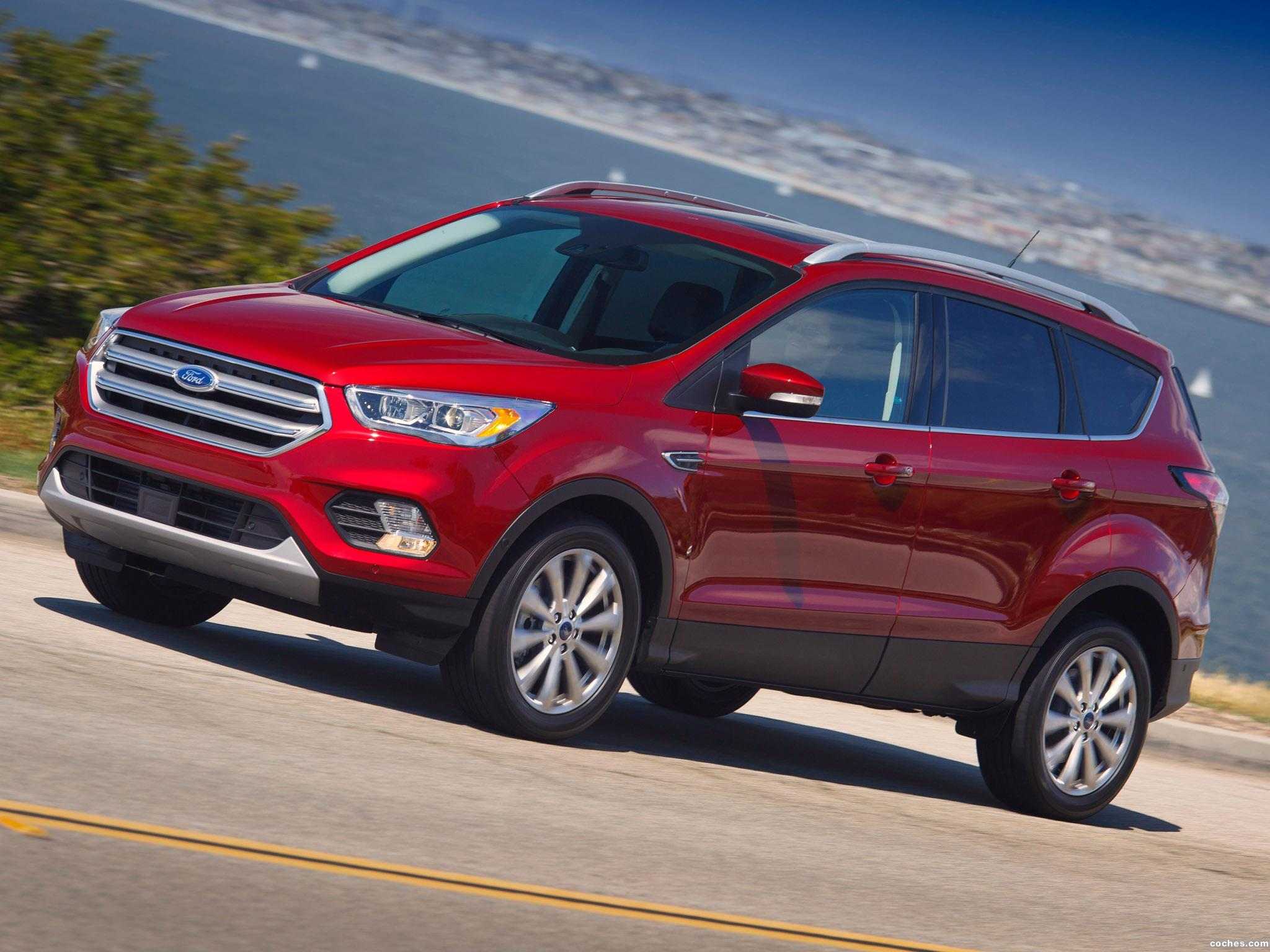Foto 17 de Ford Escape Titanium 2016