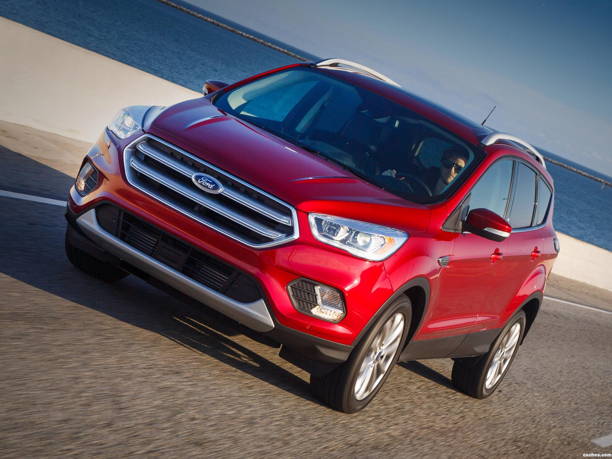 Foto 14 de Ford Escape Titanium 2016