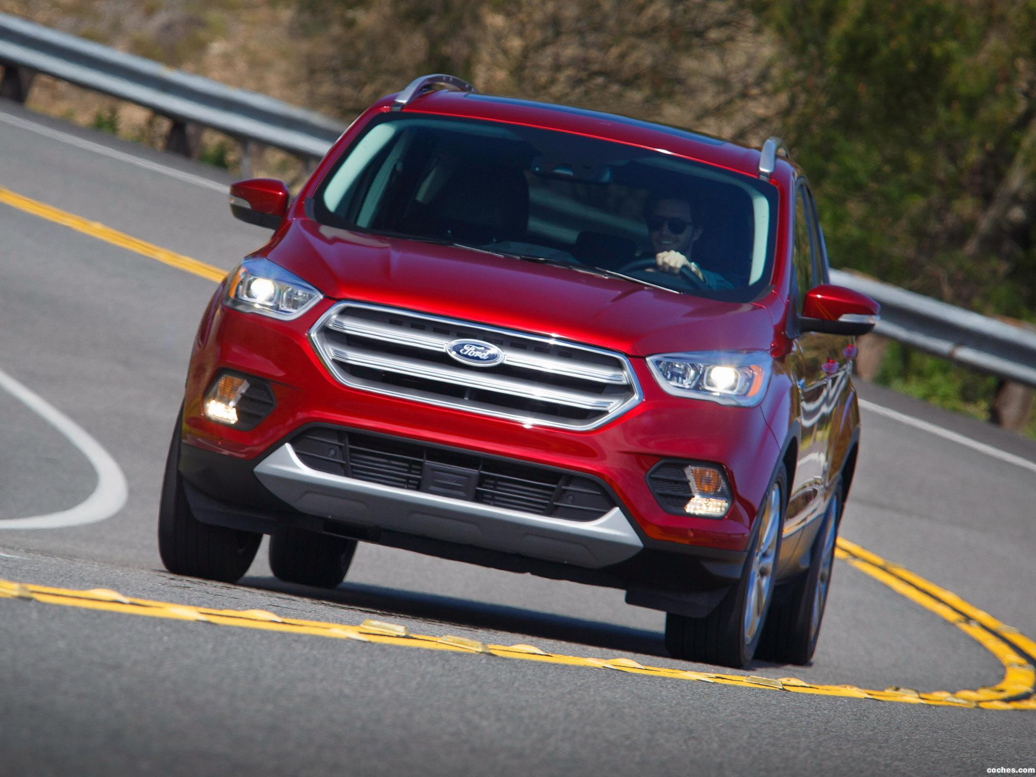 Foto 1 de Ford Escape Titanium 2016