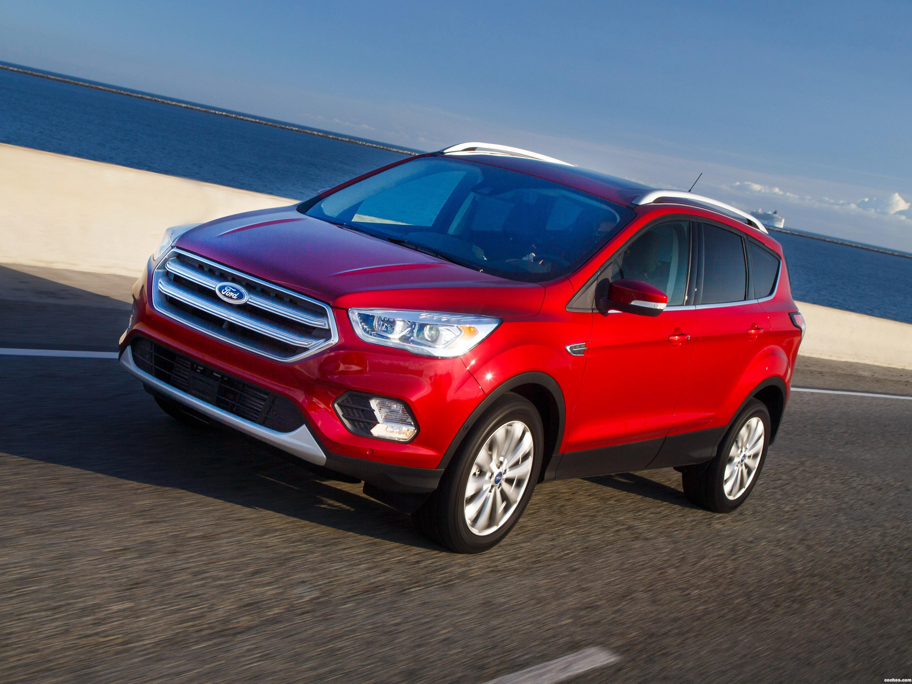 fotos de ford escape titanium 2016. Black Bedroom Furniture Sets. Home Design Ideas