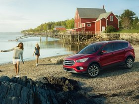 Ver foto 25 de Ford Escape Titanium 2016
