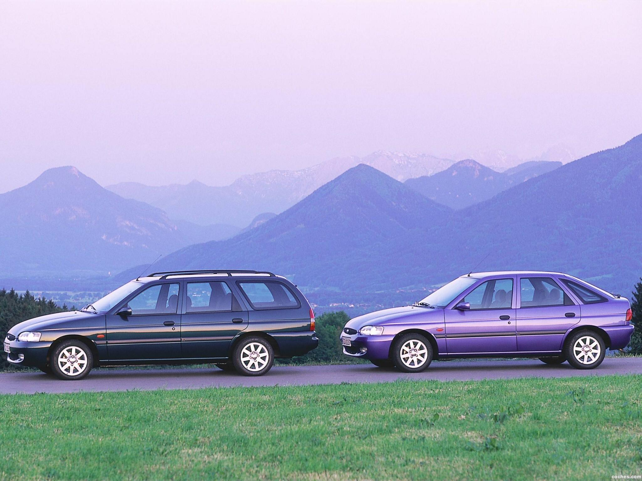 Foto 0 de Ford Escort 1995