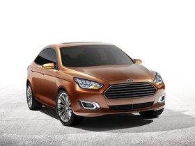 Ver foto 7 de Ford Escort Concept 2013