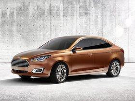 Ver foto 5 de Ford Escort Concept 2013