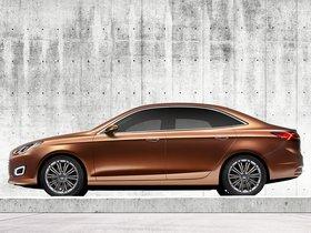 Ver foto 3 de Ford Escort Concept 2013